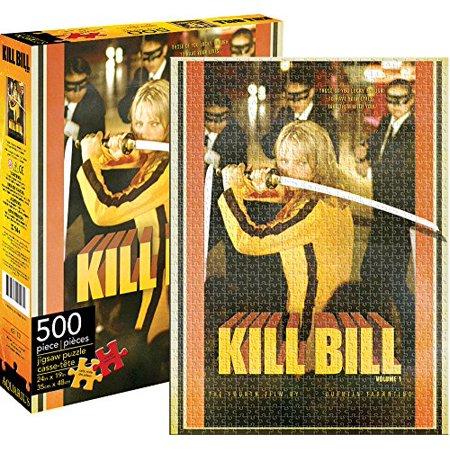 Aquarius Kill Bill 500 Piece Jigsaw Puzzle - image 1 de 1