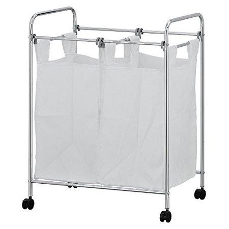 FURINNO WS17126 Wayar Laundry Sorter with Removable Bags - image 3 de 3
