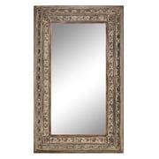 Stein World Fidela Antique White Floor Mirror 13275