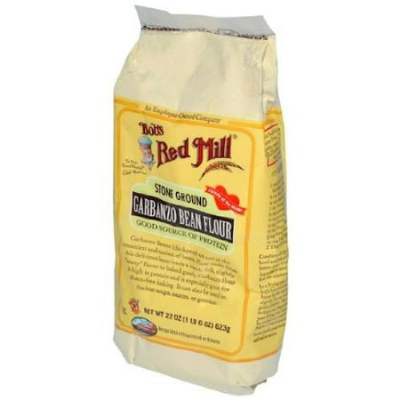 Image of Bobs Red Mill BG11056 Bobs Red Mill Garbanzo Flour - 1x25LB
