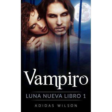 Vampiro, Luna nueva Libro 1 - eBook - Vampiro Dibujo Halloween