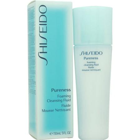 Shiseido Pureness Foaming Cleansing Fluid 5 Oz