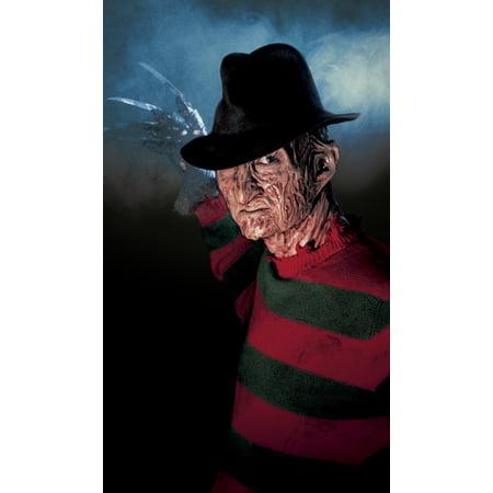 Halloween Backlit Window Posters (Freddy's Ready Nightmare on Elm Street Halloween Window Decoration 34.5