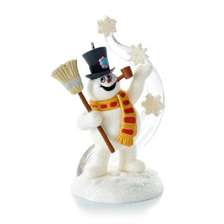 Magic In The Air - Frosty the Snowman 2013 Hallmark