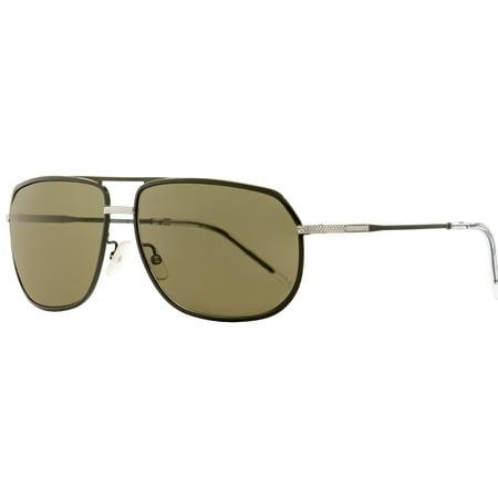 Dior Homme Rectangular Sunglasses 0184FS 5SIE4 Khaki 63mm (Dior Homme Sunglasses)