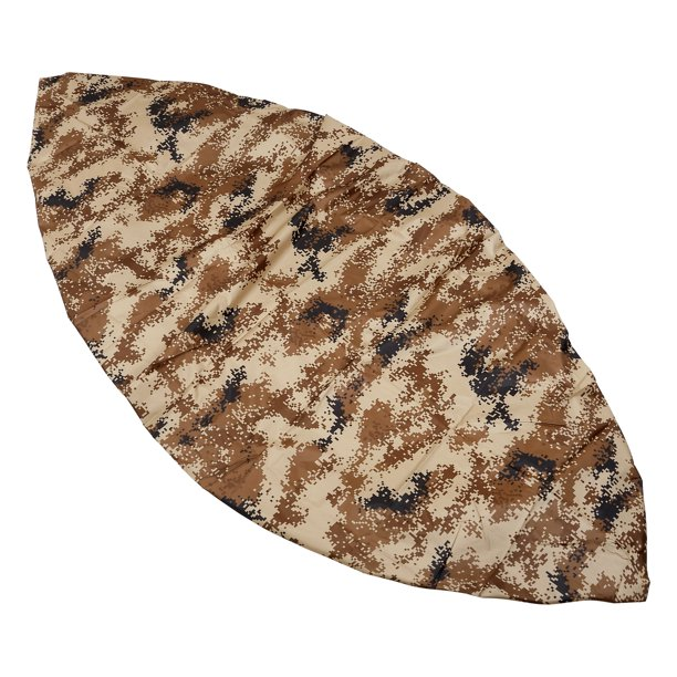 16.73ft-18.04ft Desert Camouflage Pattern Kayak Cover Boat Canoe Storage Canoe Dust Cover UV Protection Cover