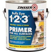 Zinsser Bulls Eye 1-2-3 Primer Gallon