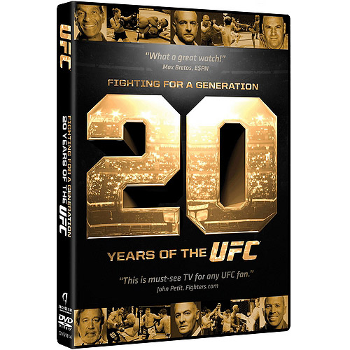 Fighting For A Generation: 20 Years Of The UFC (Widescreen) by