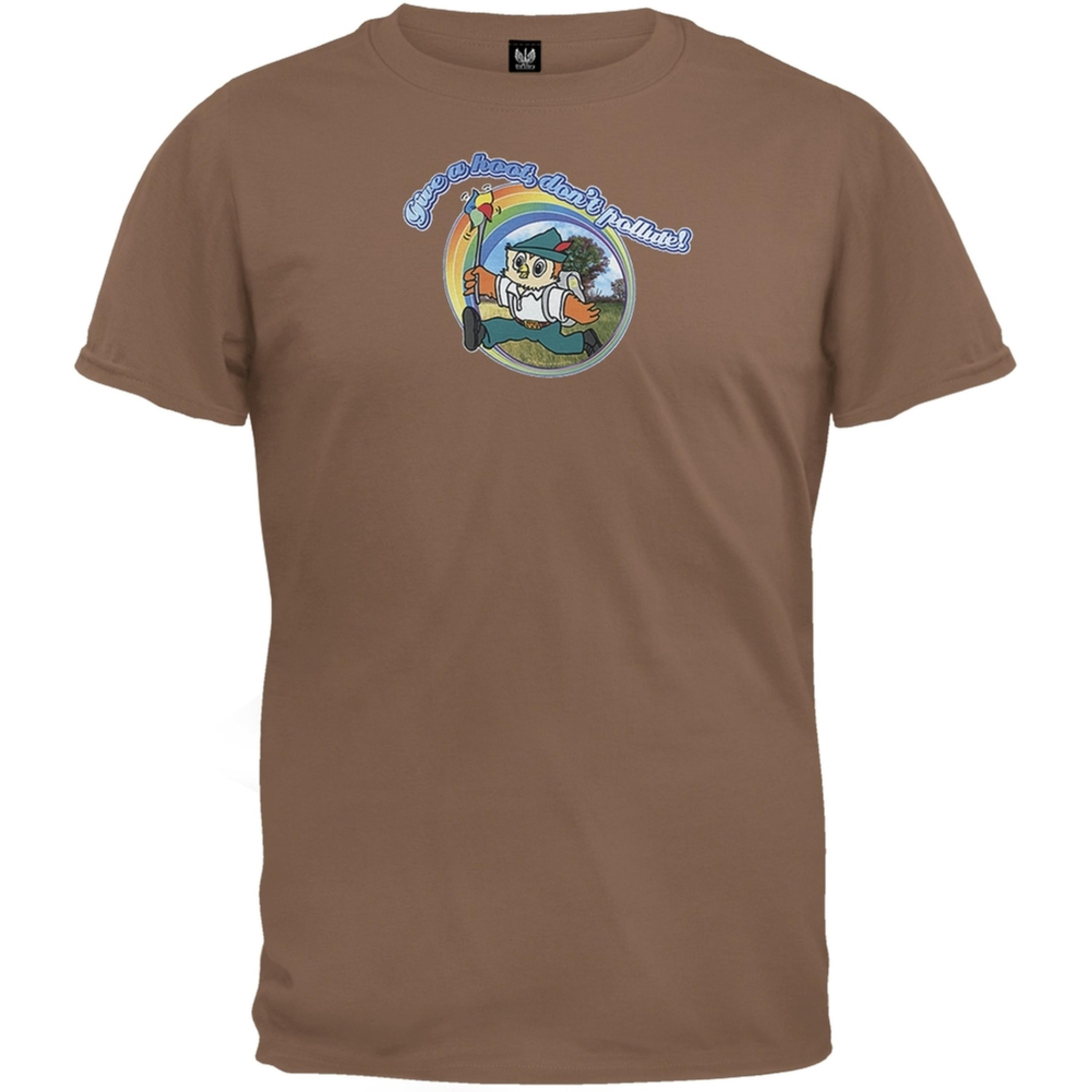 Woodsy Owl - Dont Pollute T-Shirt