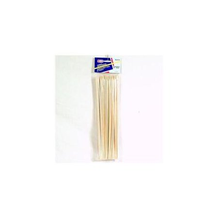 100 Bamboo Skewers 12