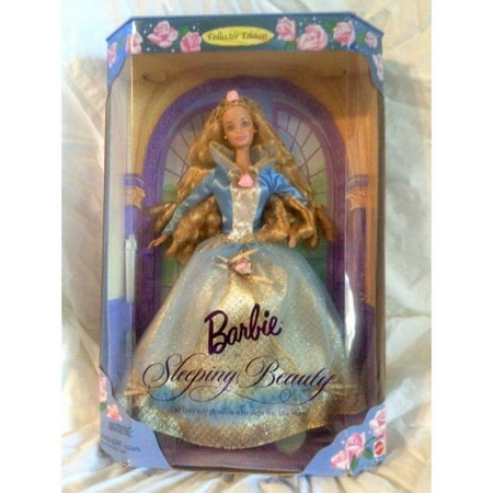 Sleeping Beauty Barbie 1997 Doll Beauty Collectible Musical Doll