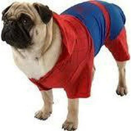Spider-Man 3 Dog Costume~Large / Red
