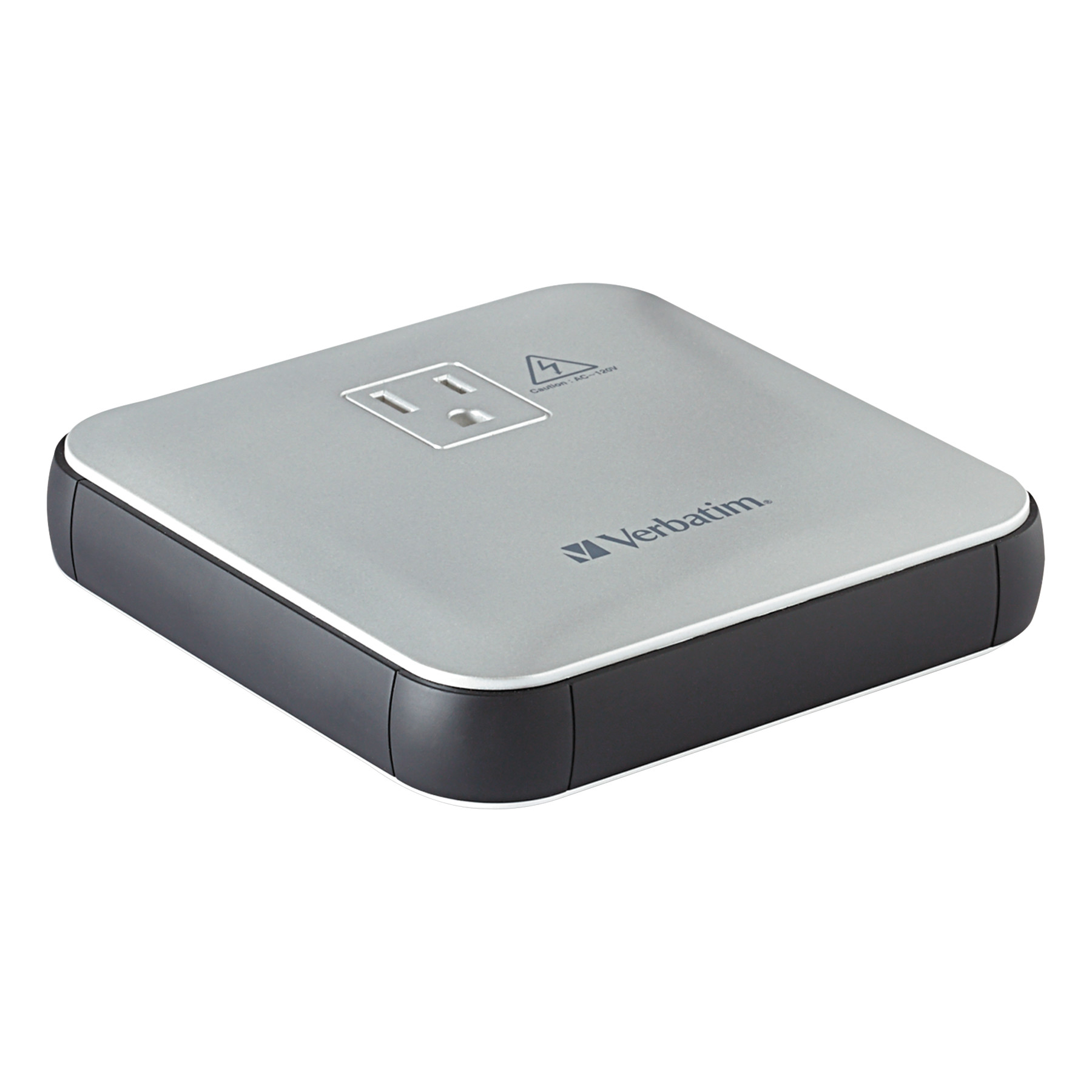 Verbatim AC/USB Portable Power Outlet