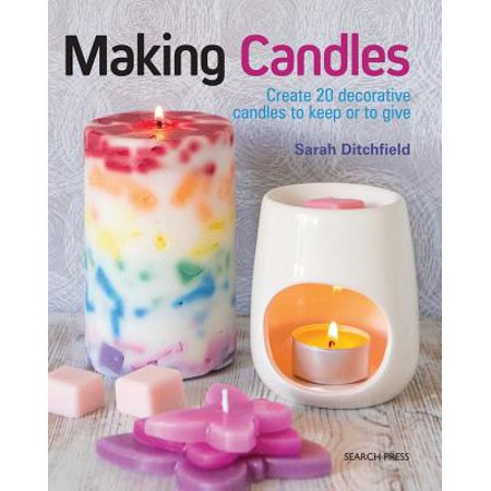 Making Halloween Crafts At Home (Making Candles : Create 20 Decorative Candles to Keep or to)