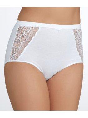 Bali Lace Desire Cotton Brief