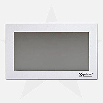 z palette sunset collection palette, pearl white, large