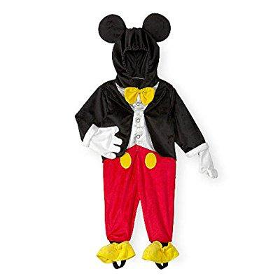 disney baby / toddler little boys mickey mouse dress up halloween costume (3-6 - Baby Halloween Costumes 3-6 Months