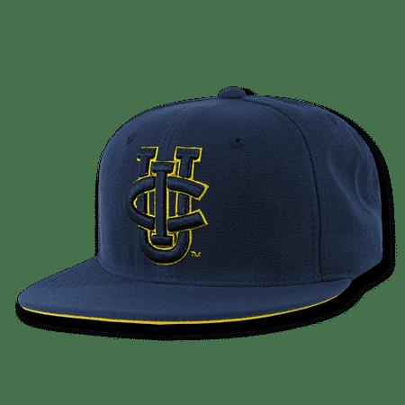 Acrylic College Hat - NCAA University of California Irvine Freshmen College Fitted Caps Hats 7 1/8Navy