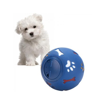 Lavaport Pet Leak Food Ball Dog Cat Treat Feeder Toy Puppy Training Food Dispenser - Halloween Food Treats