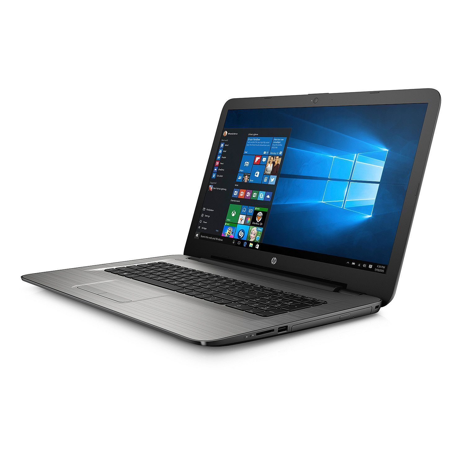 HP Notebook - 17-x027cl | 17.3 Inch HD+ WLED-Backlit | In...