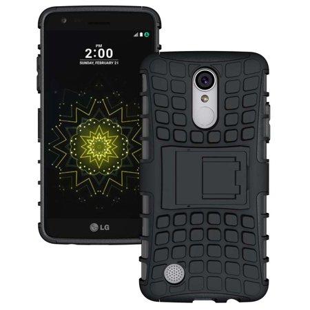 Lg Aristo Fortune Phoenix 3 Case Cellphone S Grenade Grip Rugged Skin Hard