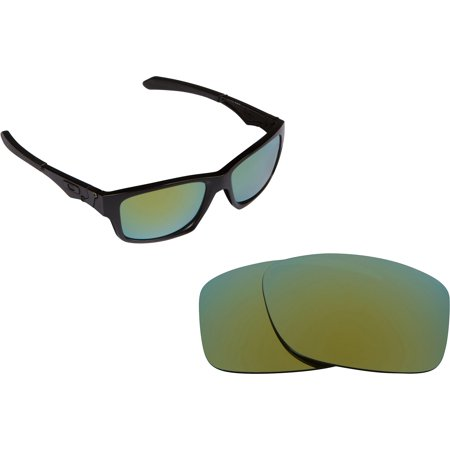 9479c59852 New SEEK Replacement Lenses for Oakley Sunglasses JUPITER SQUARED Green  Mirror - Walmart.com