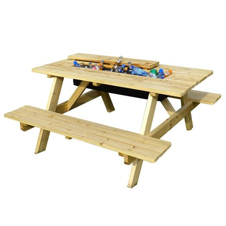 Cooler Picnic Table Kit