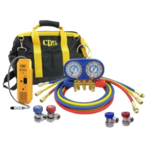 Cps Products KTBLM7 Bag Kit With Leak Detector