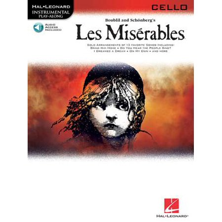 Hal Leonard Instrumental Play-Along: Les Miserables (Other)