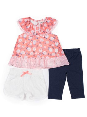 96bed8713 Little Lass Toddler Girls Outfit Sets - Walmart.com