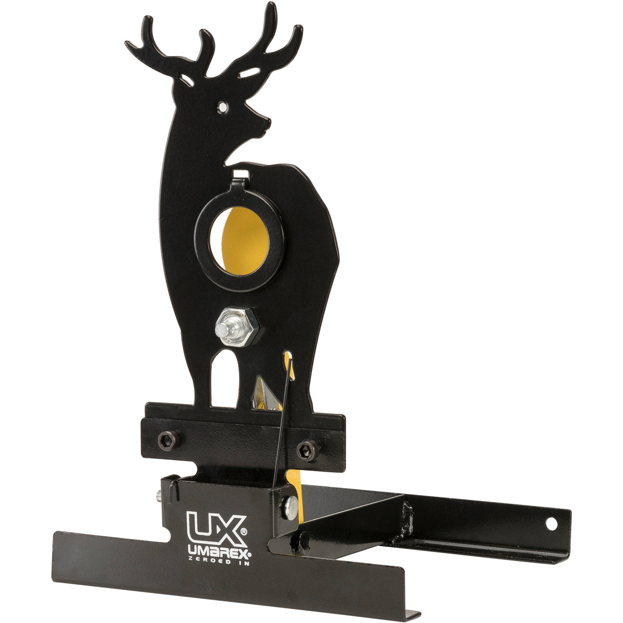 Umarex USA Target Drop Shot Airgun, Deer with 4 Rings