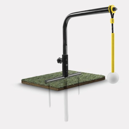 (SKLZ Pure Path Visual Swing Path Golf Trainer)