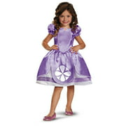 Sofia the First Toddler/ Girls Costume