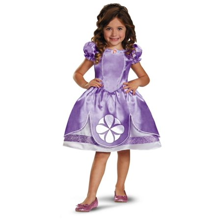 Sofia the First Toddler/ Girls - Sofia Costumes