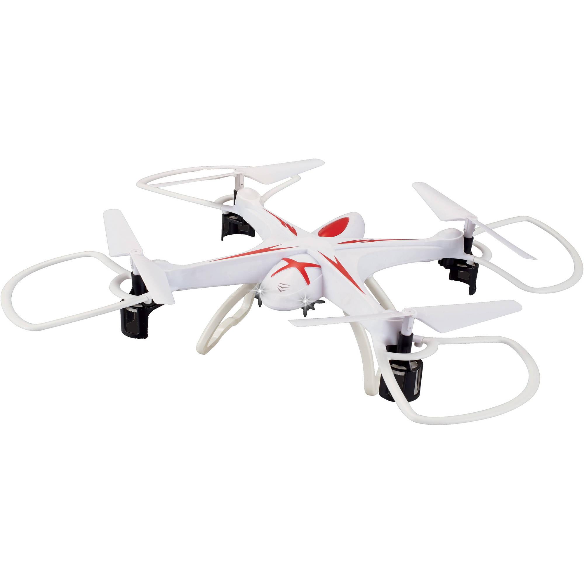 Braha Industries Inc. Aqua Drone 2.4 GHZ Waterproof RC QuadCopter