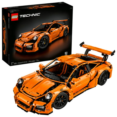 lego technic porsche 911 gt3 rs 42056 2 704 pieces. Black Bedroom Furniture Sets. Home Design Ideas