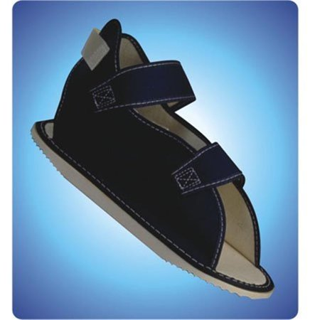 Living Health Products Az 74 4100 M Rocker Bottom Cast Shoe  44  Medium