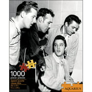 NMR Calendars,  Elvis Million Dollar Quartet 1,000 Piece Puzz