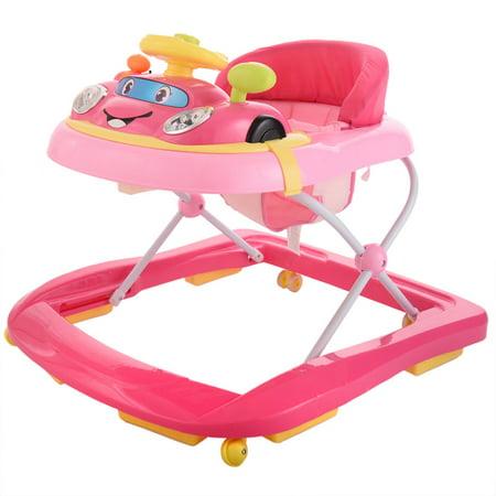 a778a72328e4 NewInfant Baby Girl Activity Walker Jumper Bouncer Walk Stand ...