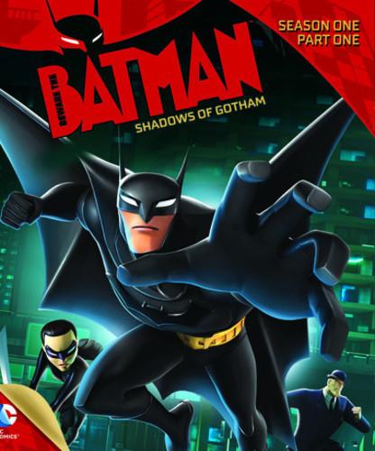 Beware the Batman: Season 1 Part 1: Shadows of Gotham (Blu-ray)