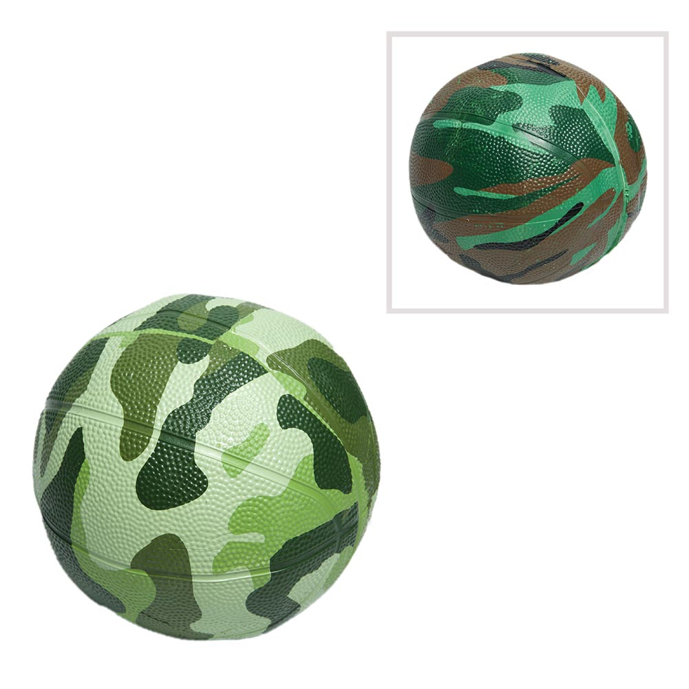 "5"" Camouflage Basketball"