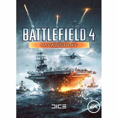 Electronic Arts Battlefield 4: Naval Strike Expansion Pack (Digital Code)