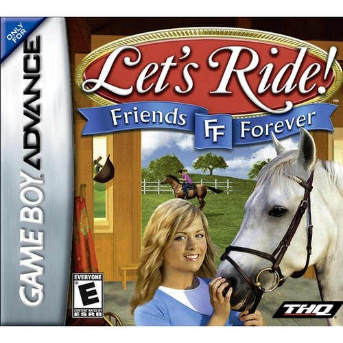 Let's Ride: Friends Forever (DS) - Pre-Owned
