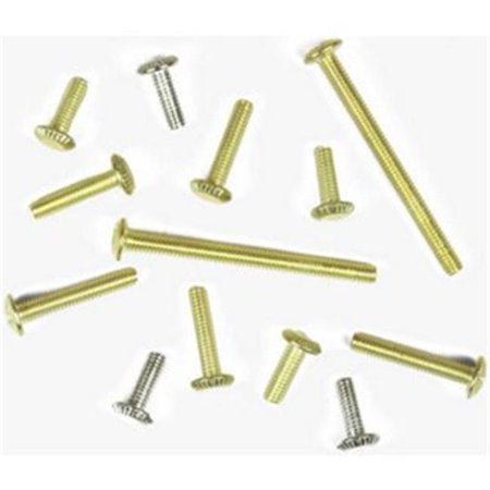 Fixture Screws - Specialty Hardw 60141 Assorted Fixture Screw