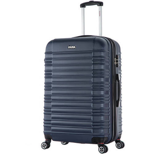 "InUSA New York Collection Lightweight Hardside Spinner, 28"" Luggage"