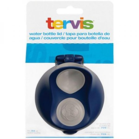 Side Water - Tervis Water Bottle Lid Navy One Size