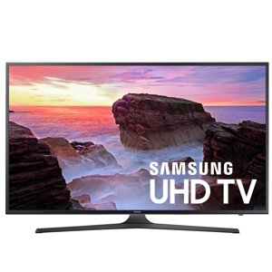 "Refurbished Samsung 40"" Class 4K (2160P) Smart LED TV (40MU6300)"
