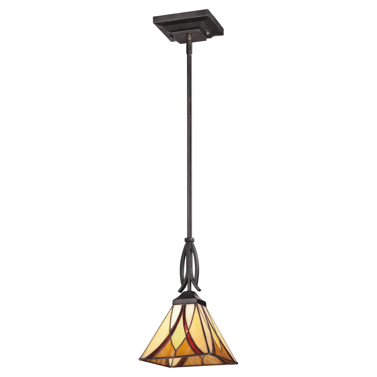 Quoizel Asheville TFAS1507VA Mini Pendant Light by Quoizel