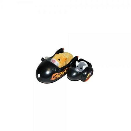 Solvit Large Pet Vehicle (Zhu Zhu Pets Vehicle Playset Hamcycle Sidecar )