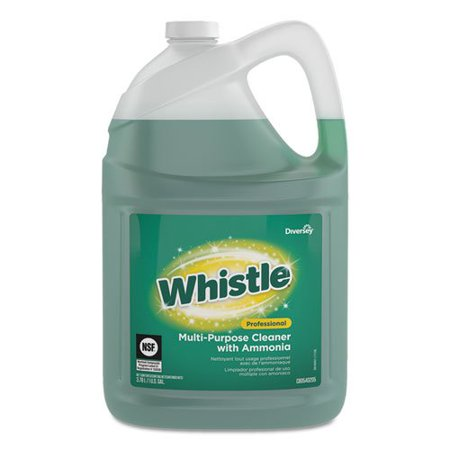 Whistle Professional Multi-Purpose Cleaner With Ammonia, Fresh, 0.49 gal,